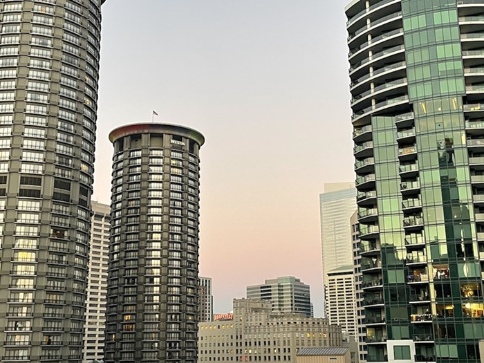 Today, Seattles Mayoral candidates duked it out during a forum hosted by the Downtown Seattle Association, which routinely blocks progressive taxation designed to fund solutions to the very problems they want to solve.