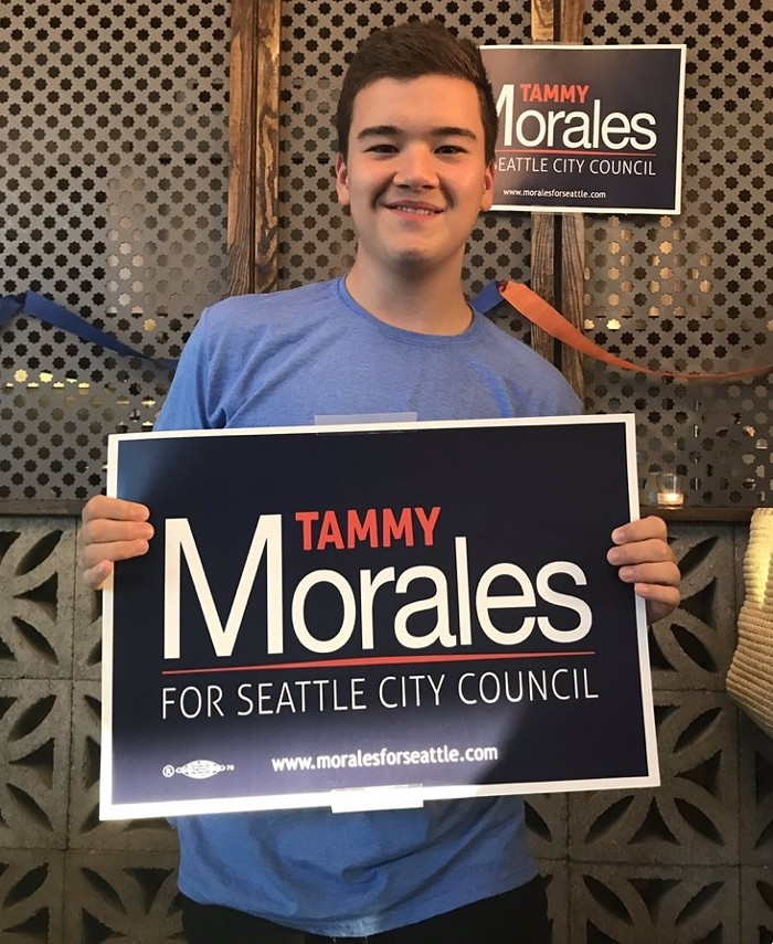 Andrew Hong  is a lifelong South Seattleite who's spent the last several years organizing campaigns across King County for Working Families Party, statewide coalitions, youth activist groups, and progressive champions such as Tammy Morales and Kirsten Harris-Talley.