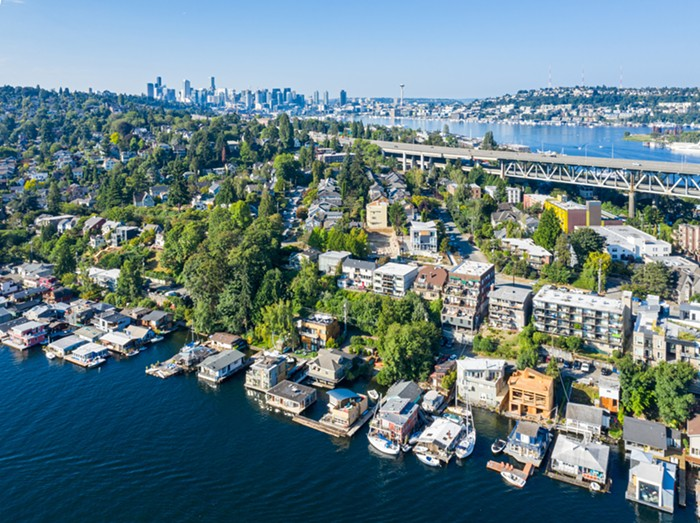 What Seattle needs in the capitalocene are more breezes and trees.