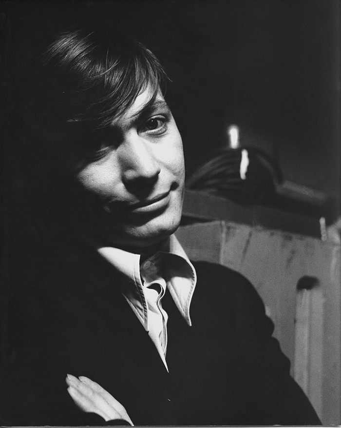 Charlie Watts, drummer with The Rolling Stones, Great Britain, circa 1970.