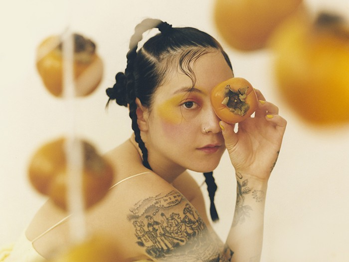 Michelle Zauner and her atmospheric indie rock outfit, Japanese Breakfast, plan to spend a long weekend at the Neptune Theatre.