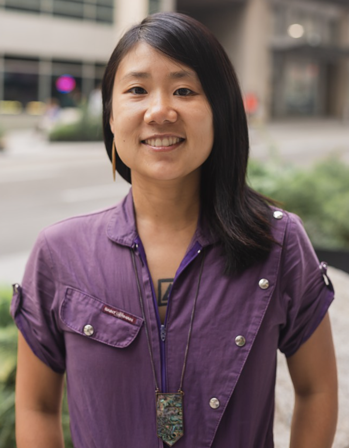 Vivian Hua is moving on from Northwest Film Forum.