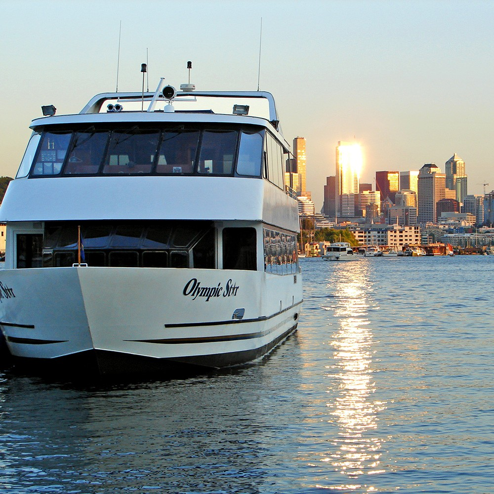 Christmas Eve Dinner Cruise At Waterways Cruises In Seattle WA On - Cruise from seattle
