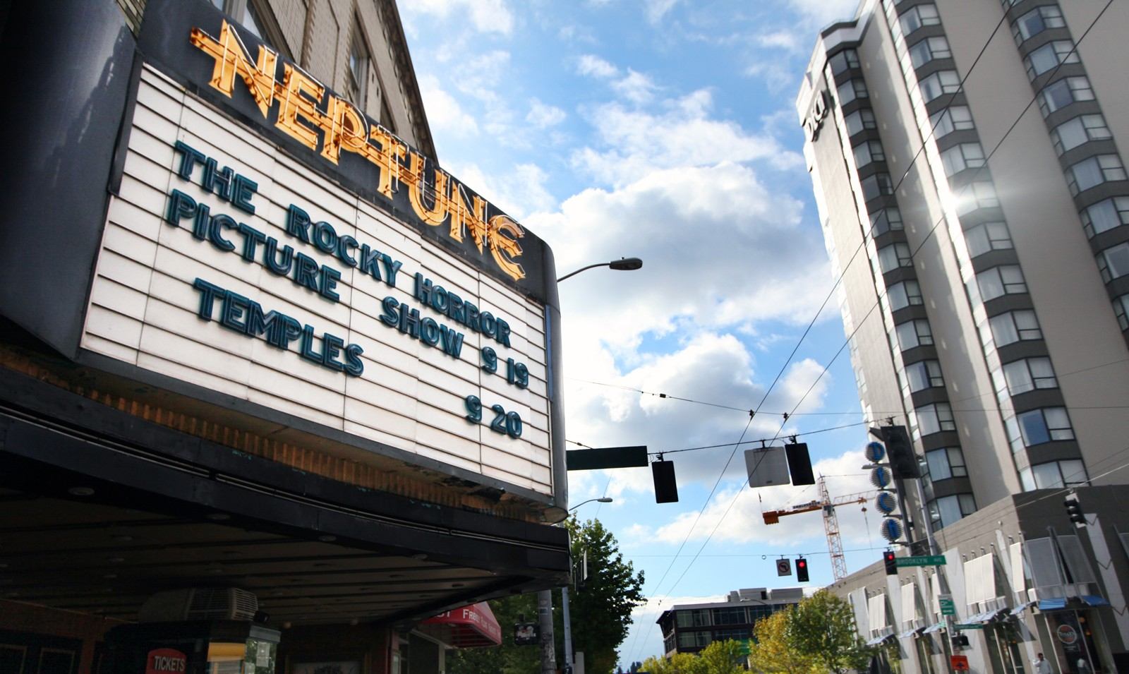 A John Waters Christmas at Neptune Theatre in Seattle, WA on Thu ...