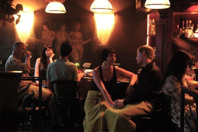 valentine's day dinner at serafina in seattle, wa on tue., feb. 14, Ideas