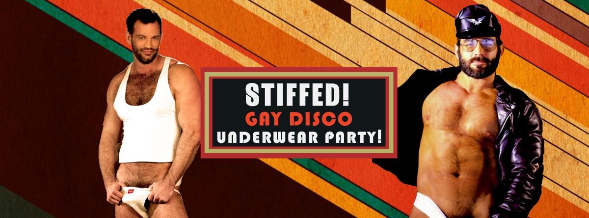 Gay underwear party