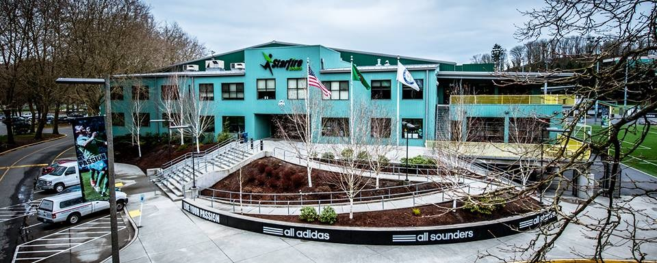 Seattle Sounders FC vs Portland Timbers at Starfire Sports in