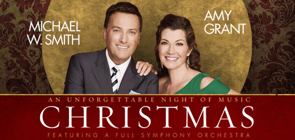 2017 Christmas Tour: Amy Grant and Michael W. Smith at Xfinity ...