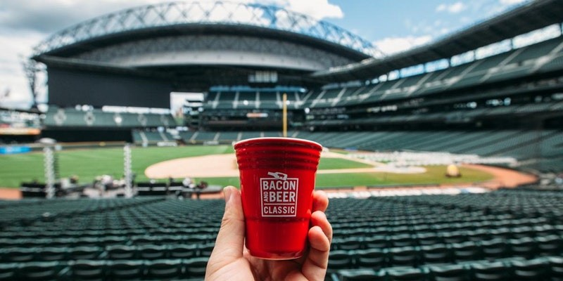 Bacon and Beer Classic at Safeco Field in Seattle WA on Sat April
