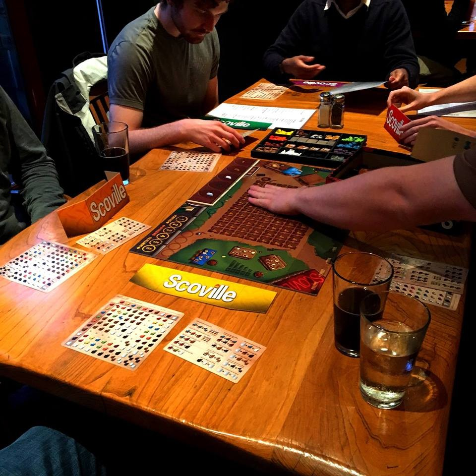 Board Games Beer Geeks At The Red Door In Seattle Wa On Jan 15