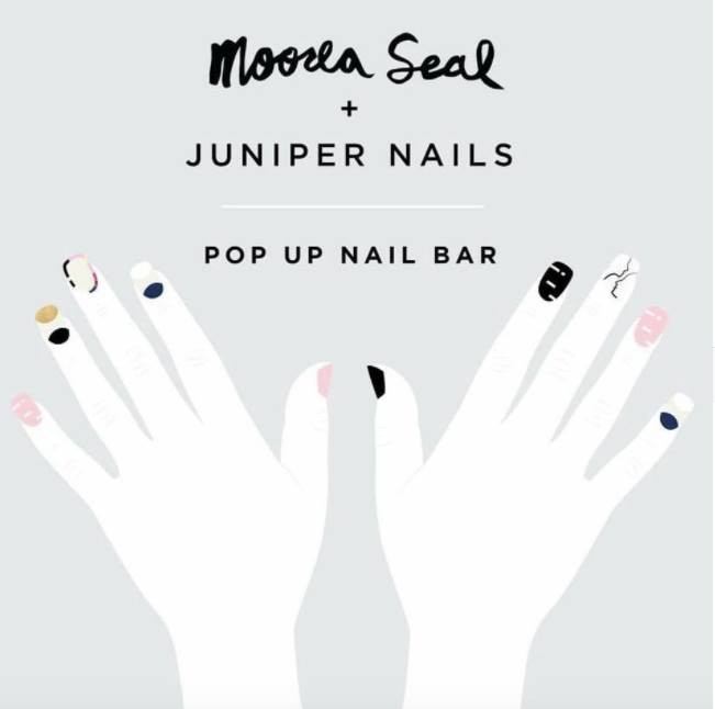 Juniper Nails Pop Up