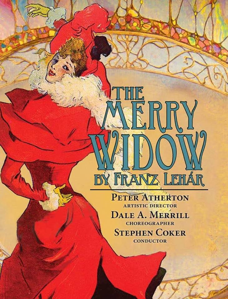 The Merry Widow At Tacoma Rialto Theater In WA On Thurs