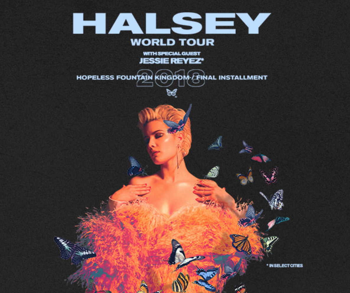 Halsey's 29 Tattoos & Meanings | Steal Her Style