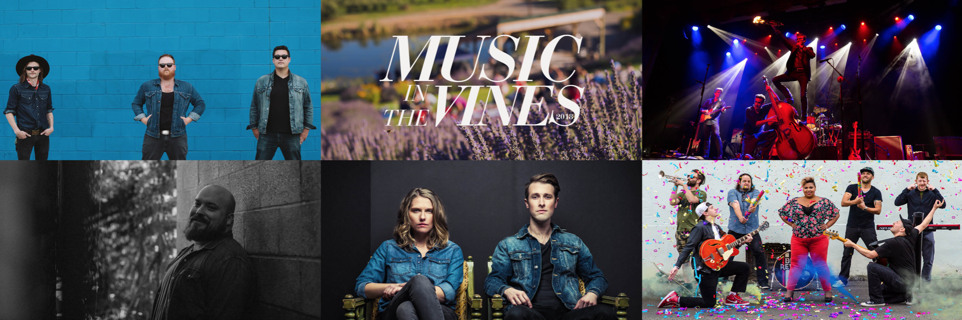 Gilbert Cellars Winery at Hackett Ranch  sc 1 st  The Stranger & 2018 Music In The Vines at Gilbert Cellars Winery at Hackett Ranch ...