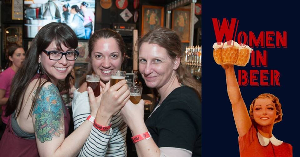 06ee0c67f564 Women in Beer at Pike Brewing Company in Seattle