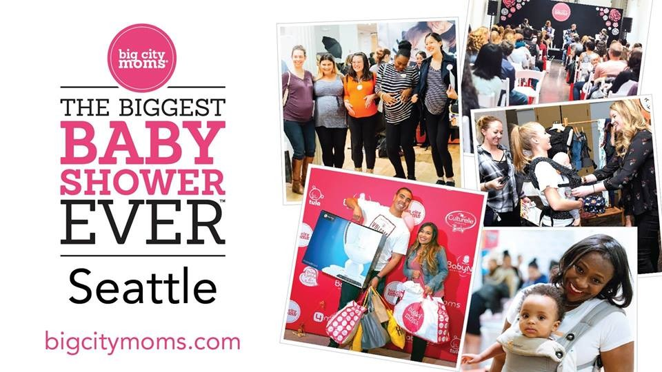 Biggest Baby Shower Ever At Seattle Center Pavilion In Seattle Wa