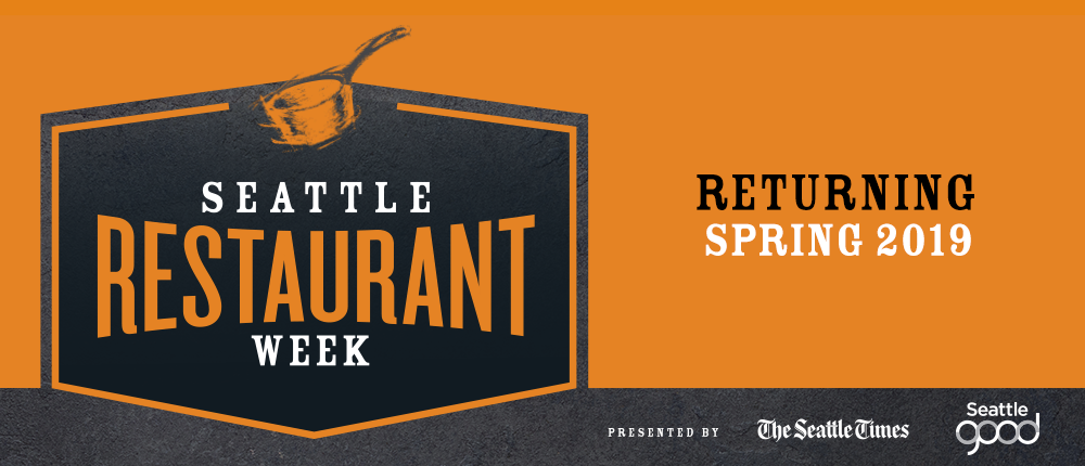 Seattle Restaurant Week At Various Locations In Seattle Wa On April