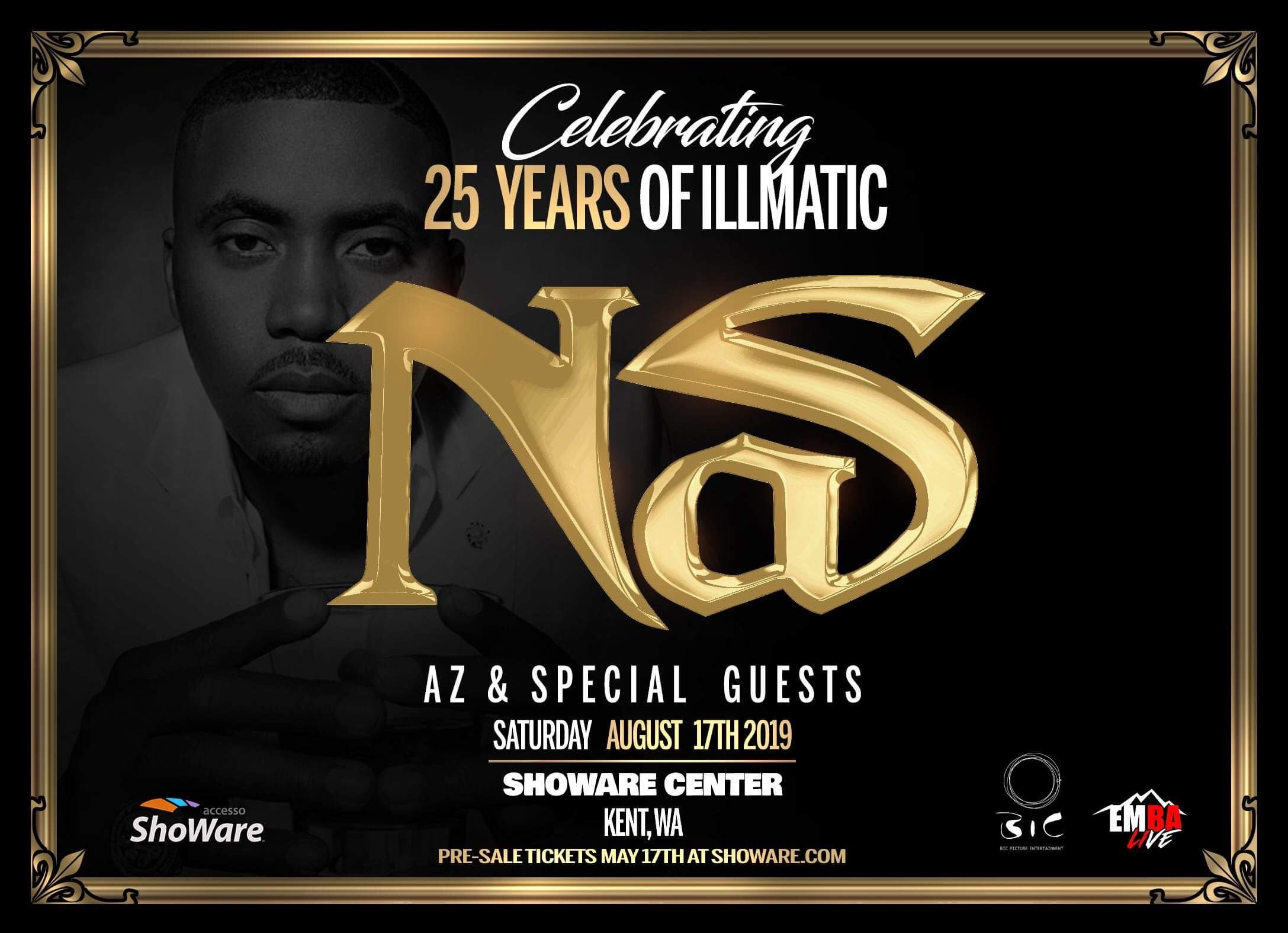 Nas: Celebrating 25 Years of Illmatic