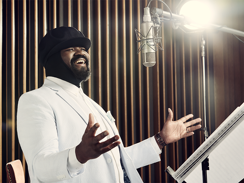 Adrian Uribe Tour 2020 Gregory Porter at Moore Theatre in Seattle, WA on Sat Feb 8, 2020