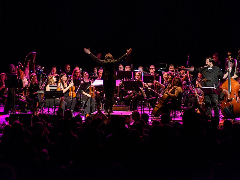 Seattle Event Calendar 2020 Seattle Rock Orchestra Performs The Beatles' Rubber Soul