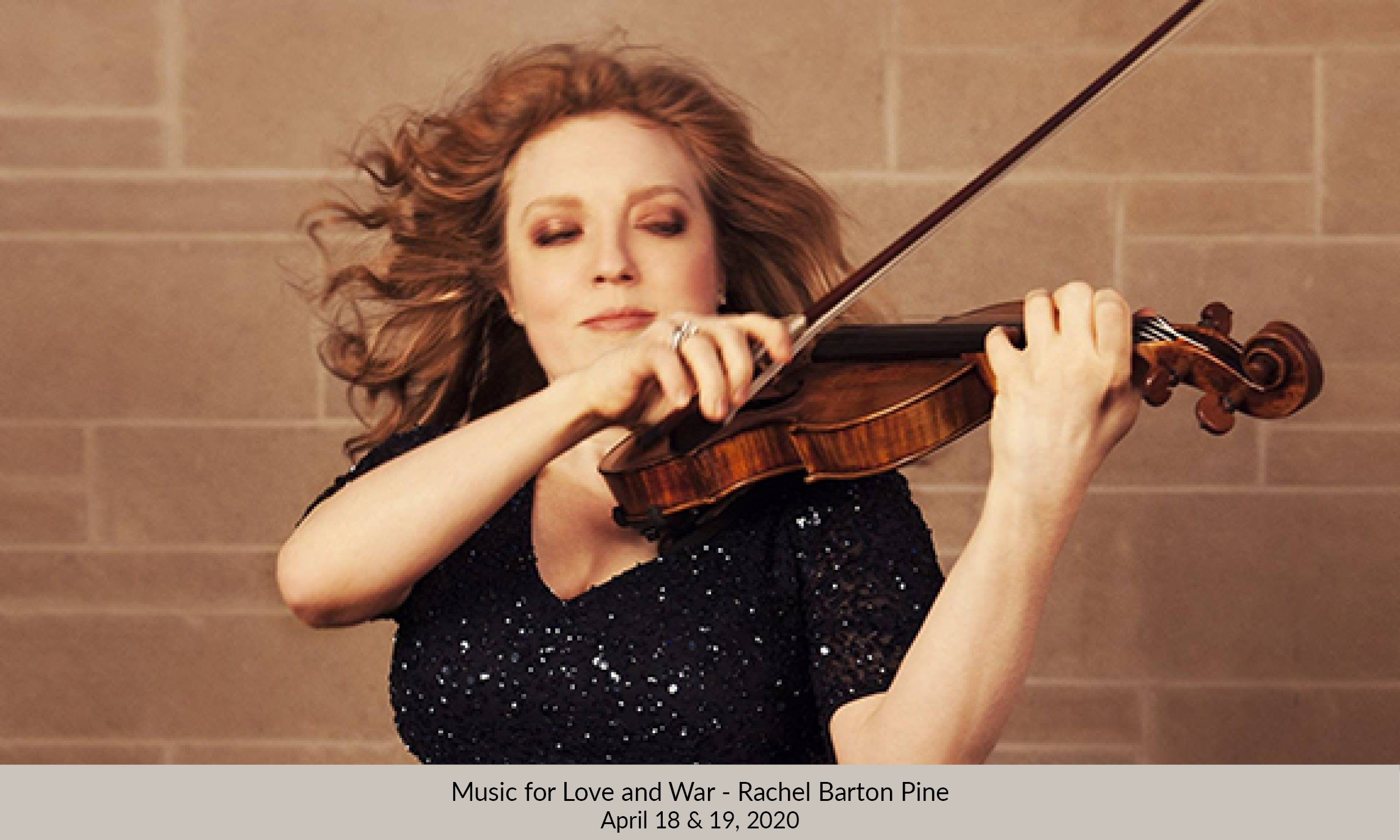 Seattle Event Calendar 2020 Seattle Baroque Orchestra: Music for Love and War – Rachel Barton