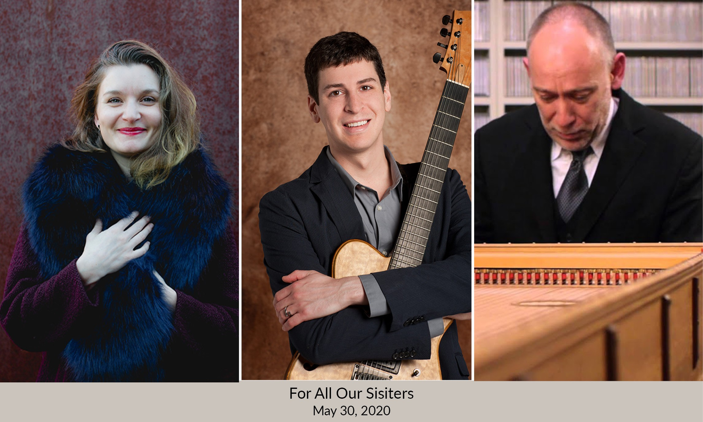 Seattle Events Calendar 2020 Seattle Baroque Orchestra Soloists — For All Our Sisters at