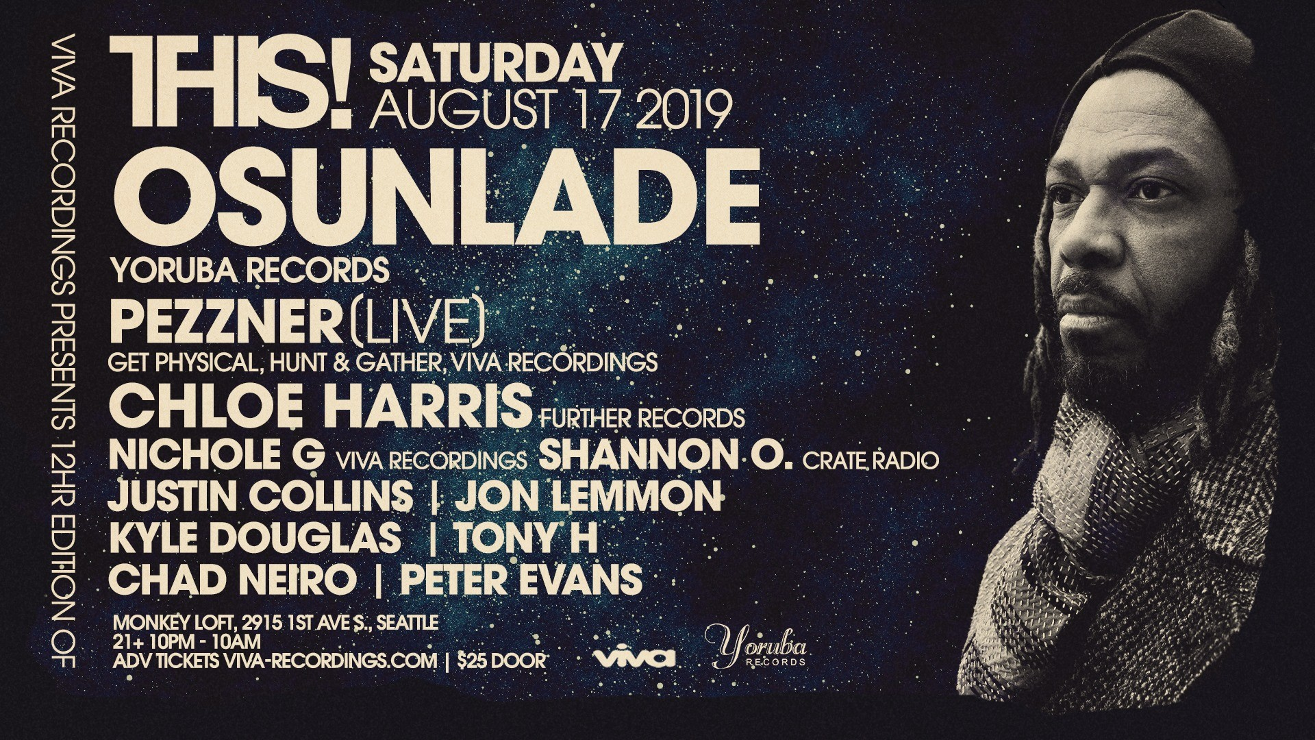 THIS! 12 Hour with Osunlade
