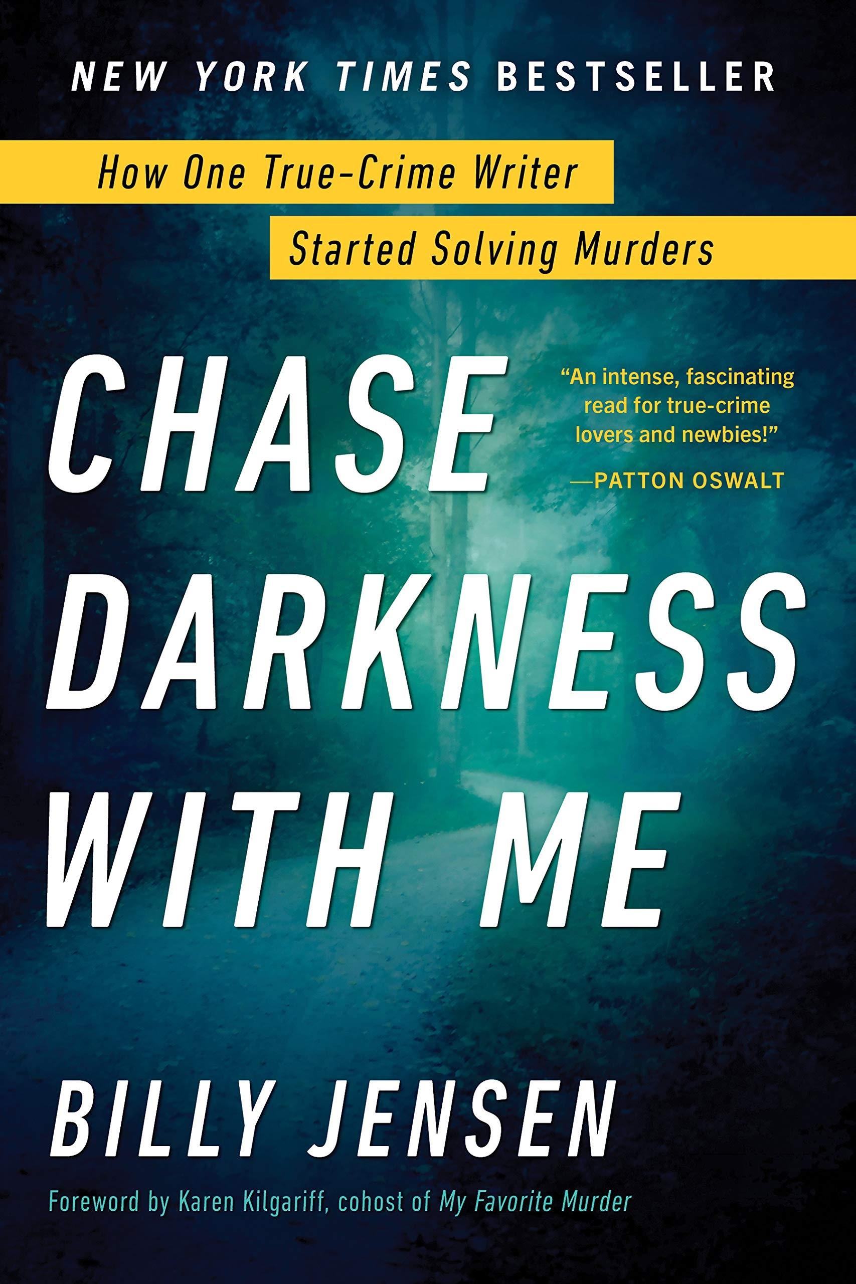 Billy Jensen: Chase Darkness with Me at Elliott Bay Book