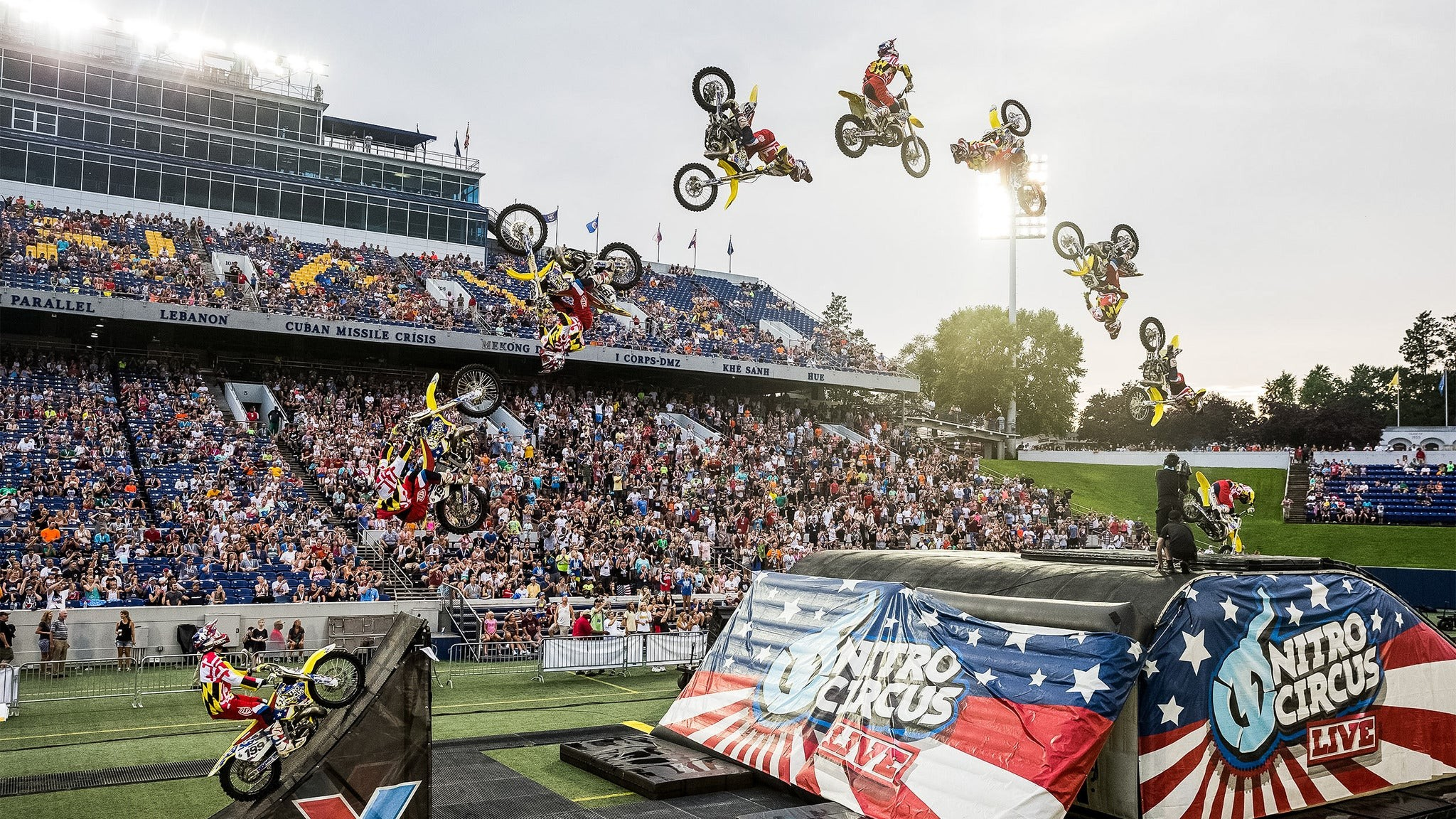 Evergreen State Fair 2020.Nitro Circus Live You Got This Tour At Evergreen State