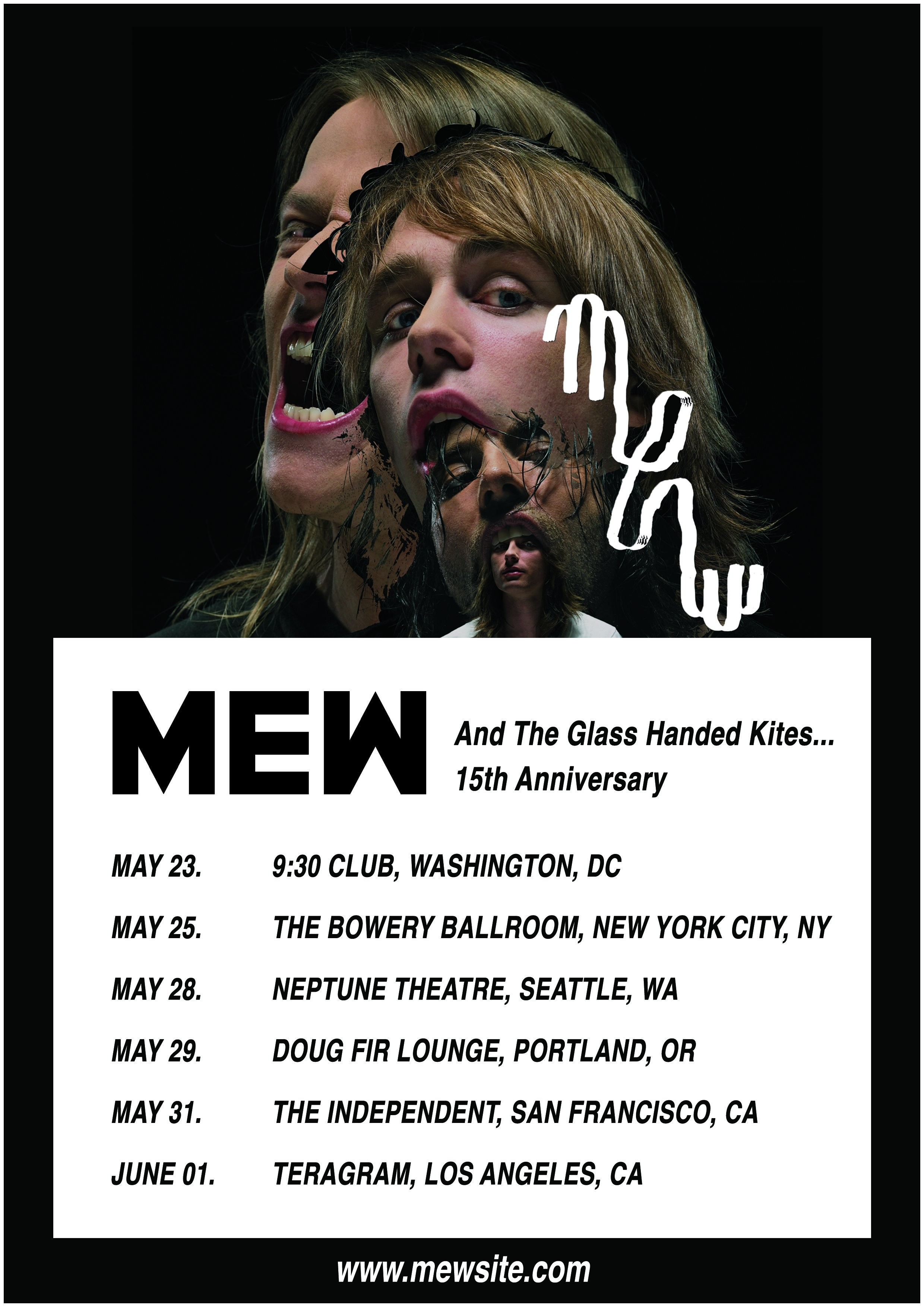 Washington Dc Events May 2020.Mew At Neptune Theatre In Seattle Wa On Thurs May 28 2020
