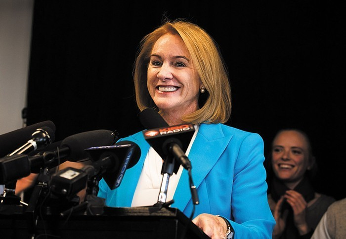 Durkan told the Seattle Times she also thinks her missing texts should be public, but that doesnt explain why the mayors office mishandled a series of public records after learning the messages were missing.