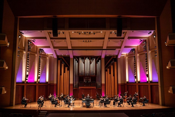 Mask and vax up if you want to go out to the Seattle Symphony!