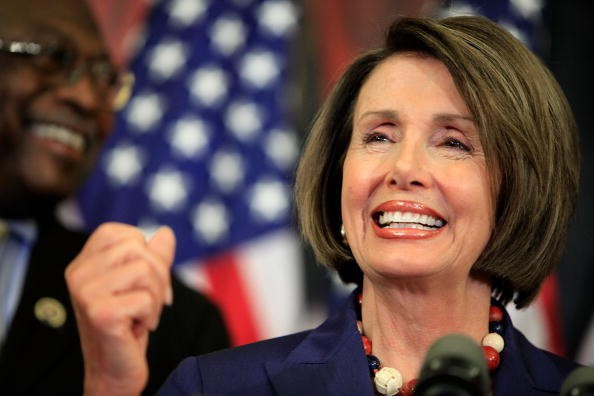 In bringing the infrastructure bill to the floor without the budget, Pelosi flips pressure from conservative Senate Dems to progressive House Dems. What a shining star.