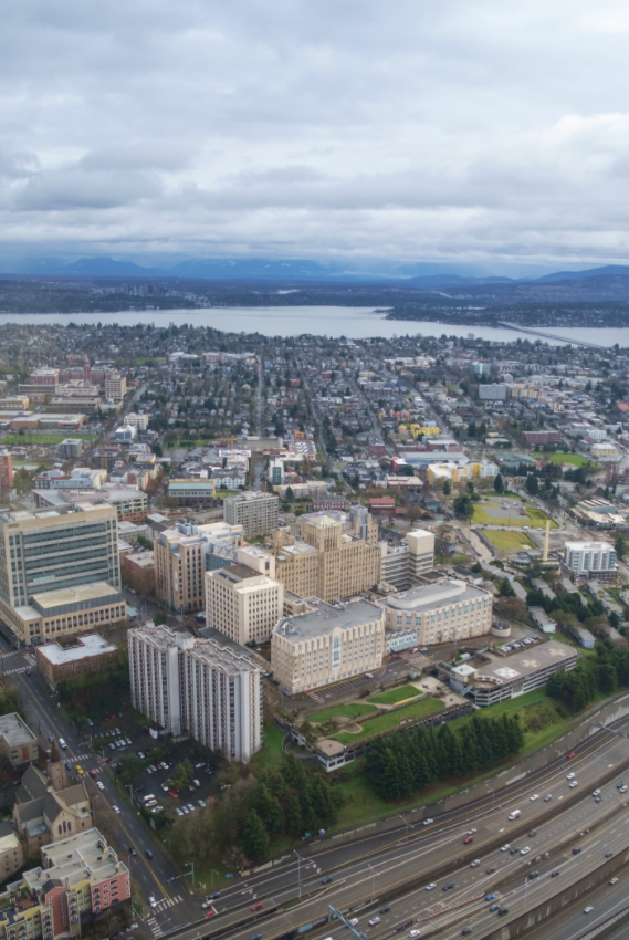 Seattle's Harborview Medical Center coordinates the transfer of COVID-19 patients from small, rural and critical access hospitals to mainly metro areas.