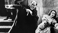 The Phantom of the Opera with live soundtrack by The Invincible Czars