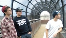 """18. CommonYouth featuring D'Co and Moseley, """"Mind of CommonYouth"""" 2:25"""