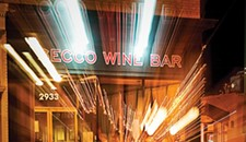 2012 Soft Spot: Secco Wine Bar