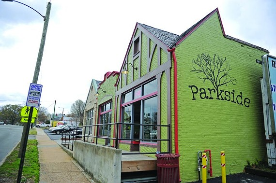 A broad menu with global influences makes Parkside Cafe a talked-about new dining spot south of the James. - SCOTT ELMQUIST