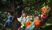 """A Midsummer Night's Dream"" at Agecroft Hall"
