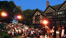 """A Midsummer Night's Dream"" at Maymont"