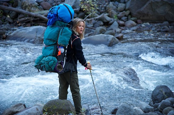 Actress Reese Witherspoon, hailed lately for her comedic talent, takes on a serious role as former real-life junkie Cheryl Strayed, who hiked the Pacific Crest Trail to find herself. The trail from Mexico to Canada is known to wreak havoc on hikers' feet.