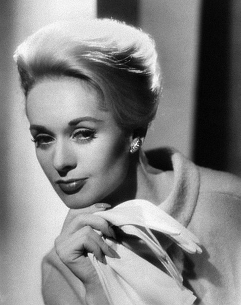 Actress Tippi Hedren in the early '60s.