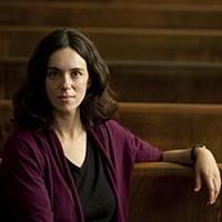 Adria Scharf, 38