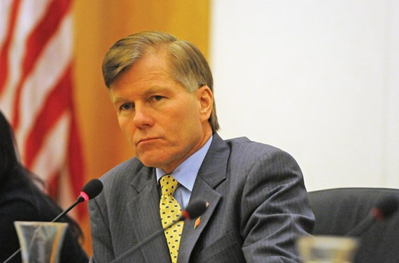 After originally supporting the ultrasound bill, Gov. Bob McDonnell backpedals to save face, saying he didn't realize the ramifications of the original bill. All that's left is the political fallout. - SCOTT ELMQUIST