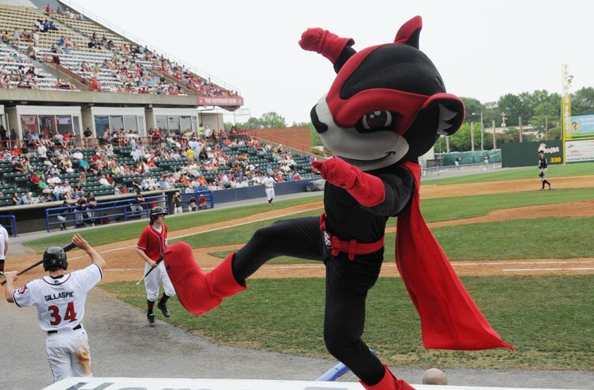 After two years of promises, the city has made little progress on a new stadium for the Flying Squirrels. Moving the team now, however, would be costly. - SCOTT ELMQUIST
