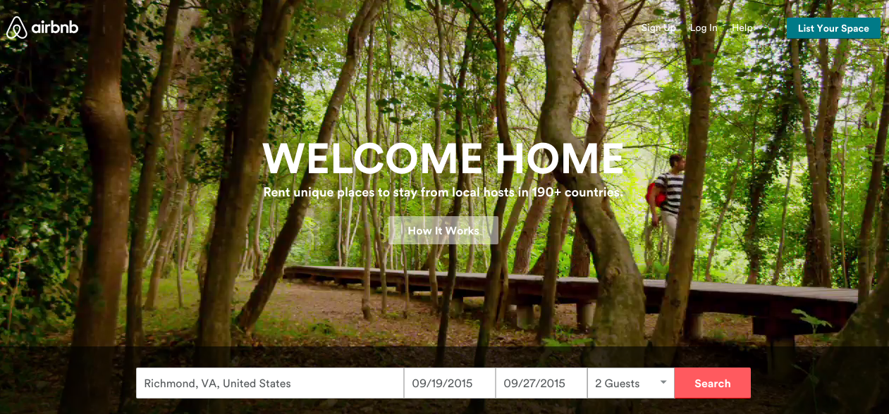 Airbnb Hosts Get Rude Awakening | News and Features | Style Weekly