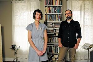 Allison Titus and Joshua Poteat - SCOTT ELMQUIST