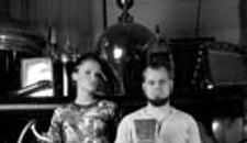 Amanda Robinson, Jeremy Parker
