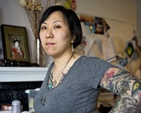 Amy Black of Trademark Tattoo