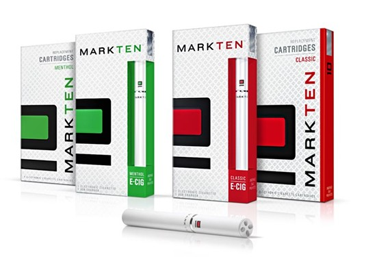 An Altria subsidiary is test-marketing MarkTen e-cigarettes in Indiana and Arizona. It's Philip Morris USA's first venture into the e-cig business. - PHILIP MORRIS USA